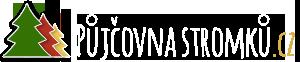 Půjčovna stromků Logo